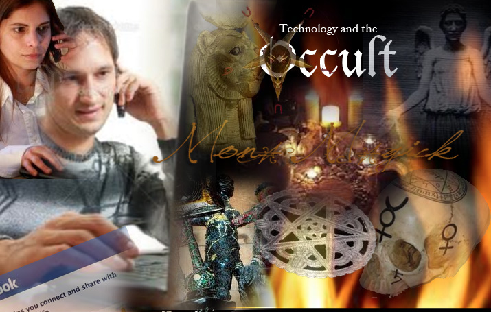How technology is affecting the occult world