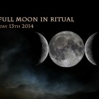 A Full Moon in Ritual