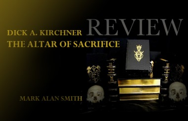 "Dick A. Kirchner – A review of ""The Altar of Sacrifice"""