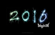 2016 – Bring it ON!